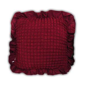 купить Декоративная подушка Love You бордо