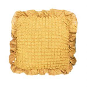 купить Декоративная подушка Love You крем