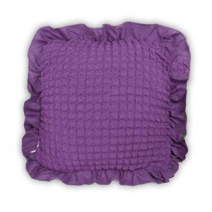 купить Декоративная подушка Love You лиловый