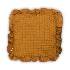 купить Декоративная подушка Love You песок