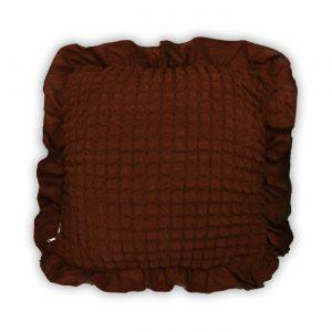 купить Декоративная подушка Love You шоколад