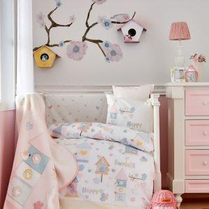купить Детский плед в кроватку Karaca Home - Happy 2018-1 100x120
