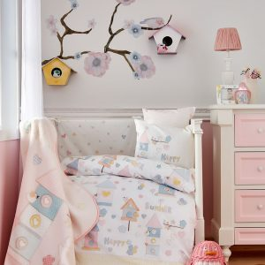 Детский плед в кроватку Karaca Home – Happy 2018-1 100×120