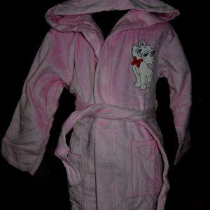 Детский халат Nusa розовый m010514