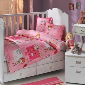 купить Детское Постельное Белье Hobby City Girl 100x150