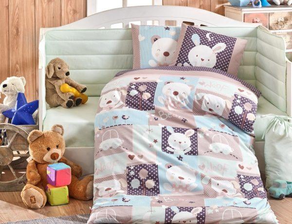 купить Детское Постельное Белье Hobby Snoopy 100x150