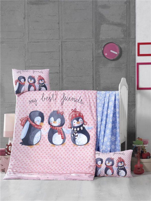 купить Детское Постельное Белье Lighthouse Best Friends 100x150