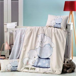 Детское Постельное Белье Lighthouse Frozen 100×150
