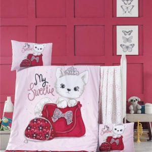 купить Детское Постельное Белье Lighthouse Tiny Cat 100x150