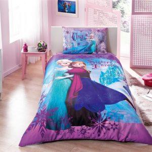 купить Детское подростковое постельное белье ТМ TAC Disney Frozen 160x220