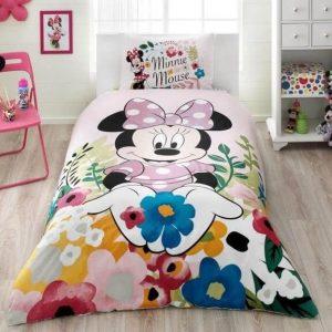 купить Детское подростковое постельное белье ТМ TAC Disney Minnie Glitter 160x220