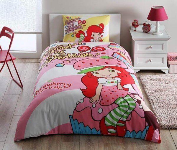купить Детское подростковое постельное белье ТМ TAC Disney Shortcake Cute 160x220