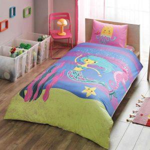 Детское подростковое постельное белье ТМ TAC Hallmark Mermaid 160×220