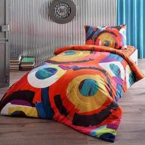 купить Детское подростковое постельное белье ТМ TAC Teen Graffiti Motion 160x220