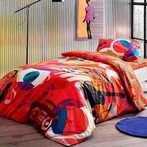 купить Детское подростковое постельное белье ТМ TAC Teen Graffiti Player 160x220
