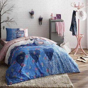 купить Детское подростковое постельное белье ТМ TAC Teen Lacy 160x220