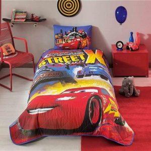купить Детское покрывало ТМ TAC Disney Cars Nitroade 160x220