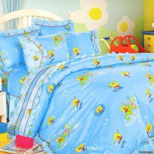 Детское постельное белье Сатин Love You cr-203 110×150
