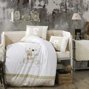 купить Детское постельное белье ТМ Hobby Bonita beg 100x150