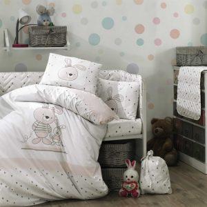 Детское постельное белье ТМ Hobby Elina 100×150