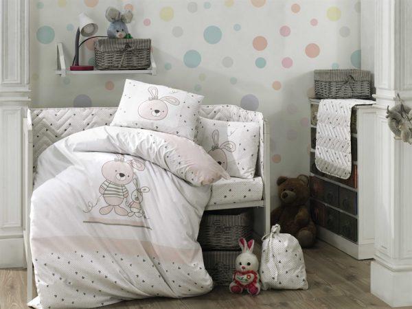 купить Детское постельное белье ТМ Hobby Elina 100x150