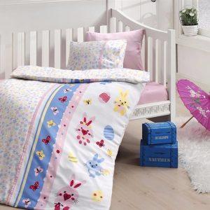 купить Детское постельное белье в кроватку First Сhoice Sweet Toys Pembe 100x150