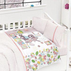 купить Детское постельное белье в кроватку First Сhoice Well 100x150