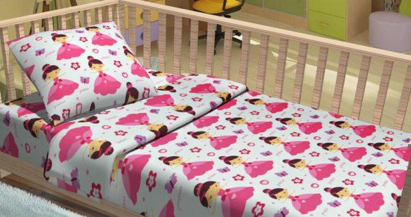 купить Детское постельное белье для младенцев Lotus - LiLu 100x150