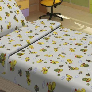 Детское постельное белье для младенцев Lotus – NiKi зеленый 100×150
