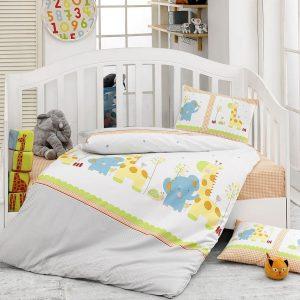 купить Детское постельное белье Class Bambini v1 100х150