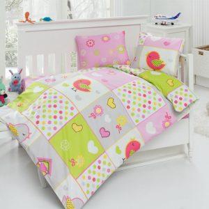 купить Детское постельное белье Class Bird v1 100х150