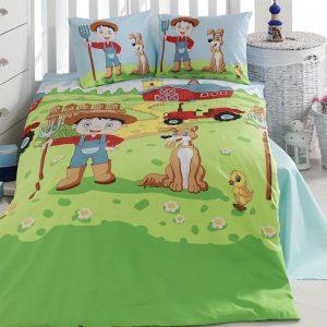 купить Детское постельное белье Class Ciftci v1 100х150
