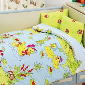 купить Детское постельное белье Class Duck 100х150