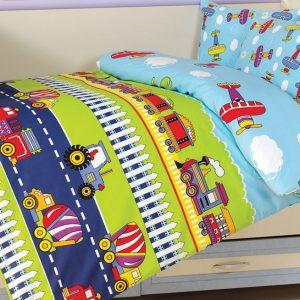 купить Детское постельное белье Class Fly 100х150