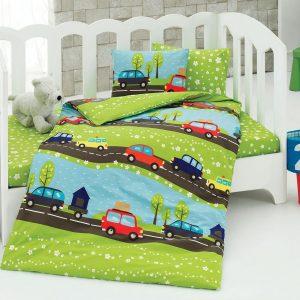 купить Детское постельное белье Class Journey v1 100х150