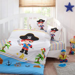купить Детское постельное белье Class Pirat v1 100х150