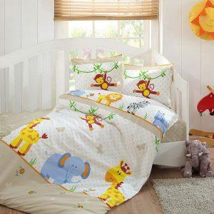 купить Детское постельное белье Class Tiere v1 100x150