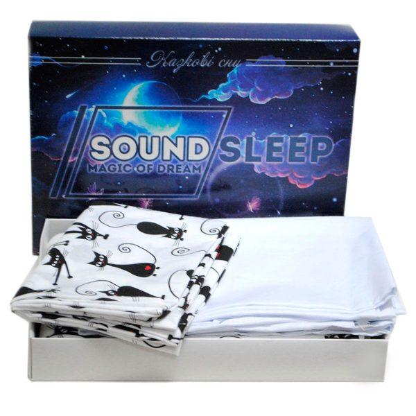 Детское постельное белье Cute Kitty SoundSleep Ran-105-1 112х147