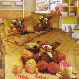 купить Детское постельное белье La Scala KI-69 160x205