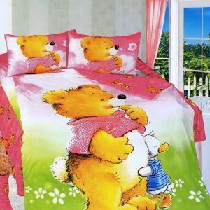купить Детское постельное белье La Scala KI-72 160x205