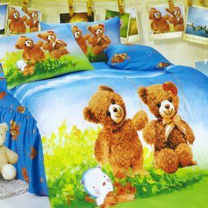 купить Детское постельное белье La Scala KI-80 160x205