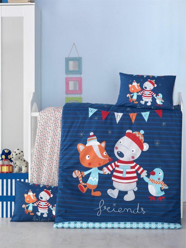купить Детское постельное белье Lighthouse Winter 100x150