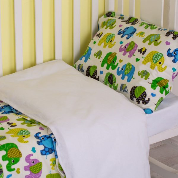 Детское постельное белье SoundSleep Cartoon elephantRan-101-1 112х147