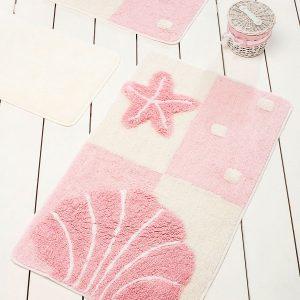 купить Коврик в ванную Chilai Home Deniz Yildizi Pink 60x100