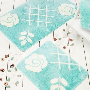 купить Коврик в ванную Chilai Home Pastel Mint 60x100