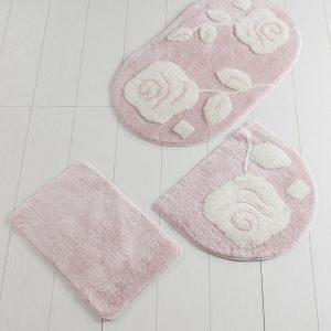 купить Коврик в ванную Chilai Home Pinkie Pink 60x100