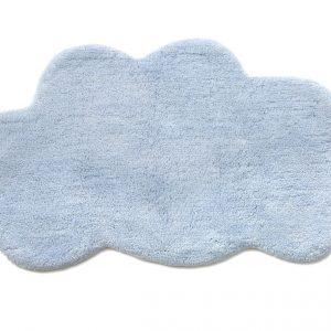 купить Коврик в детскую комнату Irya - Cloud mavi голубой 50x80