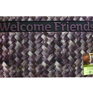 купить Коврик в прихожую Mozaik Welcome Friends 45x75