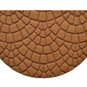 купить Коврик в прихожую Parga Y. Kahve Mozaik 40x75