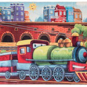 Коврик для Детской Комнаты Kids Tren 100×140